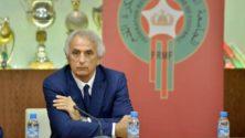 Vahid Halilhodzic dévoile sa premières liste des lions de l'Atlas