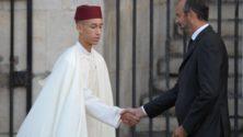 Souffrant, SM le Roi vient d'être représenté par Moulay El Hassan aux obsèques de Jacques Chirac…