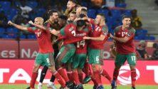Oussama Idrissi, meilleur buteur marocain en ce début de saison