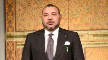 SM le Roi contracte une pneumopathie bilatérale aiguë…