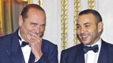 Le Roi Mohammed VI rend un hommage émouvant à Jacques Chirac…