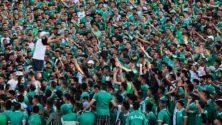 Vidéo: Les Rajaouis se mobilisent pour un supporter malade…