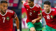Voici les 12 joueurs marocains les plus chers