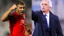 Vahid Halilhodzic aurait convoqué Abderrazak Hamdallah pour les prochains matchs !