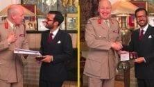 Le prince Moulay Ismail décoré à l'académie militaire royale Sandhurst !