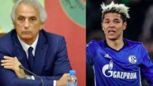 Affaire Amin Harit: Le club Schalke 04 répond aux propos de Vahid Halilhodzic