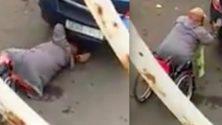 Vidéo: Après son affaire avec le tram, la femme en situation de handicap vient de choquer les internautes…