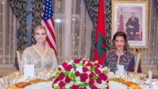 Ivanka Trump fait sensation avec le caftan marocain