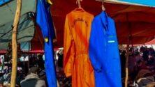 L'uniforme de Guantanamo en vente à Settat…