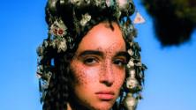 La Marocaine Tilila Oulhaj est le nouveau visage d' Yves Saint-Laurent