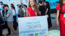 Qui est Narjiss El Amrani, cette marocaine qui a remporté le 1er prix d'Arab Innovation Academy 2020 ?