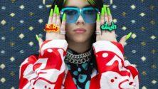 Billie Eilish porte les couleurs du Wydad