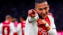 Officiel: Hakim Ziyech rejoint Chelsea cet été