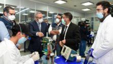 Vidéo: Une usine à Nouasseur commence la fabrication des respirateurs 100% marocains