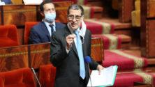 Vidéo : Saad Eddine El Othmani pleure les personnes décédées…
