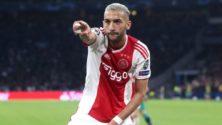 Vidéo : Hakim Ziyech dit adieu à l'Ajax avec un clip de rap