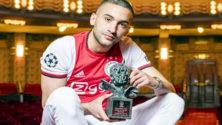 Et pendant ce temps : Hakim Ziyech se fait élire «joueur de l'année»