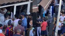 Vidéo : Une pâtisserie casablancaise se fait inonder par les marocains