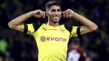 Et pendant ce temps : Achraf Hakimi est le joueur le plus rapide de l'histoire de la Bundesliga
