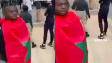 Vidéo : Le drapeau marocain fait son apparition lors des manifestations aux États-Unis