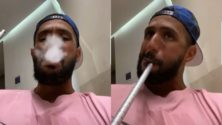 Vidéo : Mehdi Benatia fortement critiqué après avoir fumé une chicha