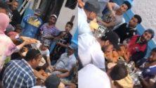 Vidéo : À Lisassfa, des marocains se sont rassemblés sans respecter les mesures de prévention