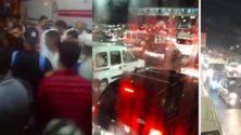 Vidéo et photos : Les marocains se précipitent pour se déplacer entre les villes avant minuit