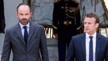 Le gouvernement français dépose sa démission