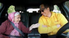 Vidéo : Le geste de Taha Essou envers une dame dans le besoin va vous émouvoir