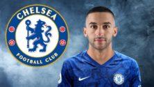 Voici le salaire de Hakim Ziyech à Chelsea