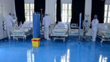 Coronavirus : Un nouvel hôpital de campagne vient d'être construit au Maroc