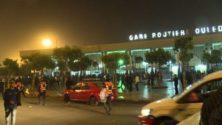Vidéo : À la gare de Oulad Ziane, les prix des tickets ont atteint plus de 1000 dirhams