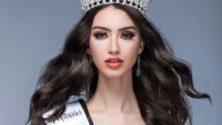 La Marocaine Sofia Saidi élue «Miss Arab» pour la deuxième fois consécutive