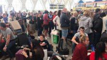 Rapatriées de l'étranger, 51 personnes ont été victimes d'une intoxication à Agadir