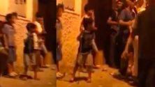 Vidéo : Des marocains s'ambiancent en pleine rue sans respecter les mesures de prévention