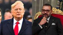 Donald Trump vient d'adresser une lettre personnelle au Roi Mohammed VI