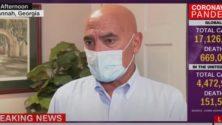 Vidéo : Moncef Slaoui annonce un vaccin contre le coronavirus à 90% d'efficacité