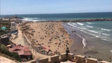 Vous devez maintenant présenter une CIN pour accèder à la plage de Rabat
