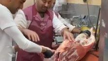 Vidéo : Hakim Ziyech devient un apprenti boucher