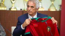 Vahid Halilhodzic, l'entraîneur de l'équipe nationale, tiendra une conférence de presse à Rabat