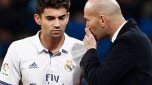 Enzo Zidane, le fils de Zizou, annoncé au Wydad de Casablanca