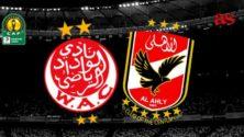 Le WAC s'incline encore une fois face à Al Ahly