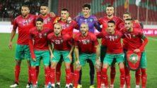 Les Lions de l'Atlas gagnent 4 places au classement FIFA et se classent 39e mondialement