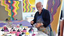 L'artiste peintre Mohamed Melehi est décédé du Coronavirus