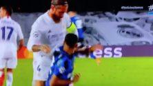 Vidéo : Sergio Ramos pourrait être sanctionné pour avoir insulté Achraf Hakimi