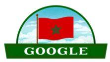 Google célèbre la Fête de l'Indépendance du Maroc