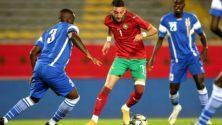Les Lions de l'Atlas s'imposent face à la République Centrafricaine avec 4-1