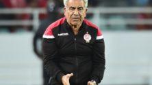 Faouzi Benzarti est de retour au Wydad