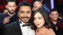 Après avoir annoncé leur divorce, Bassma Boussel et Tamer Hosny se réconcilient