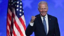 Joe Biden est le 46e président des Etats-Unis d'Amérique